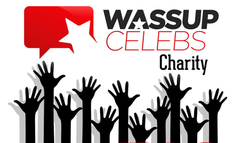 Support Wassup Celebs Charity