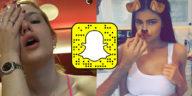 Celebrities Snapchat Usernames