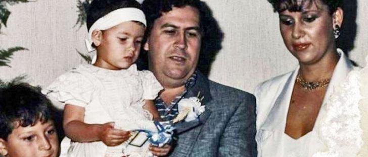 Pablo Escobar's Wife