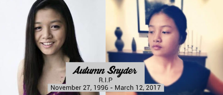 Autumn Snyder R.I.P