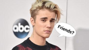 Justin Bieber Friends Single