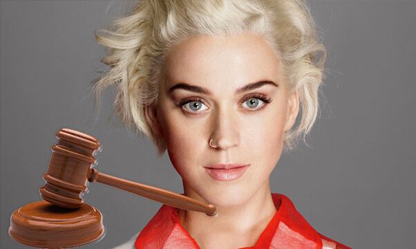 Katy Perry Sued