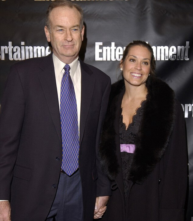 bill oreilly wife maureen mcphilmy maureen e mcphilmy why