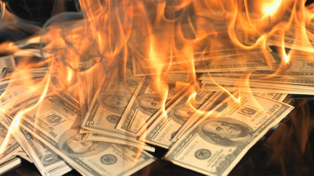 Escobar Burned Money for Manuela