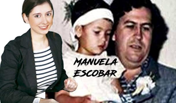 Manuela Escobar Daughter Of Pablo Escobar | www.pixshark ...