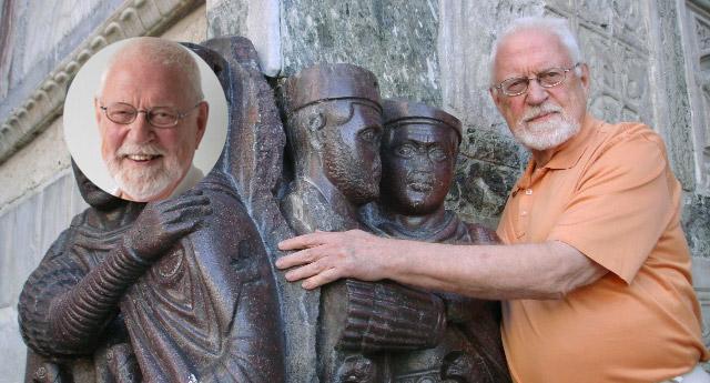 Stuart Hamilton died in January 2017