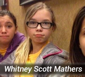 Whitney Scott Mathers - Eminem's Daughter