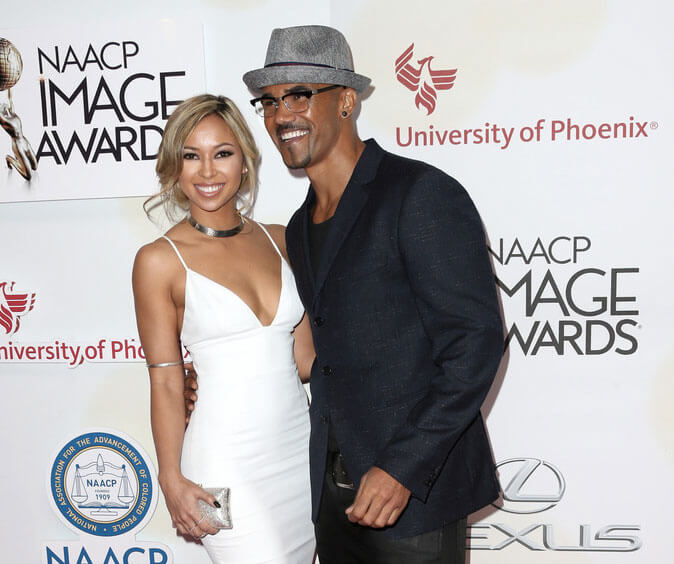 Who whos moore dating shemar Is Shemar