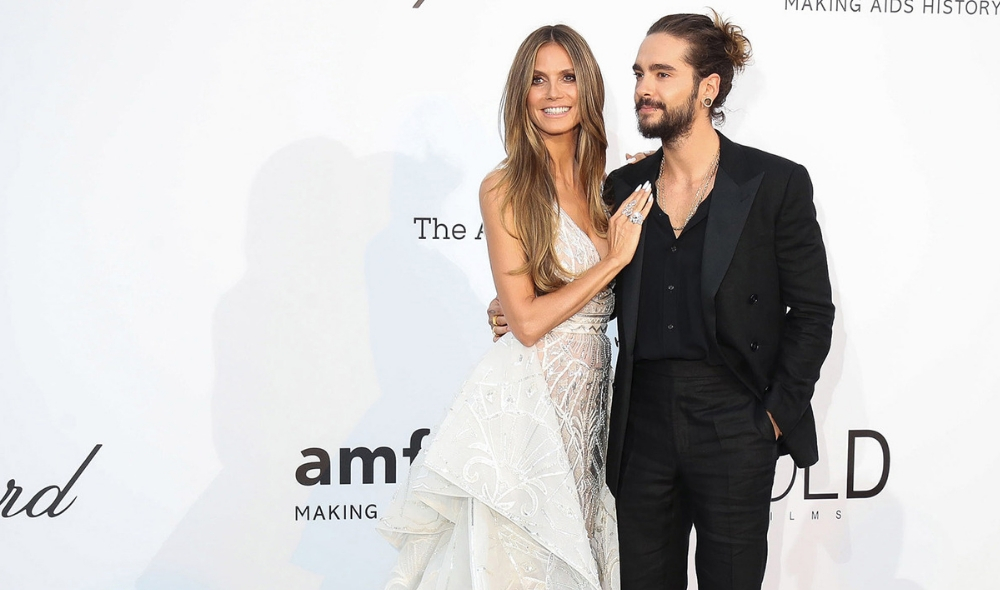 Heidi Klum And Tom Kaulitz Engaged Shares Steamy Pics On Instagram