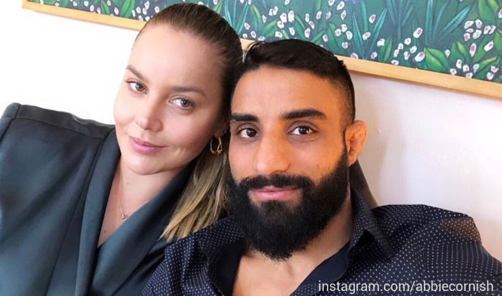 Abbie Cornish Engaged To MMA Fighter Adel Altamimi On Valentine8217s Day