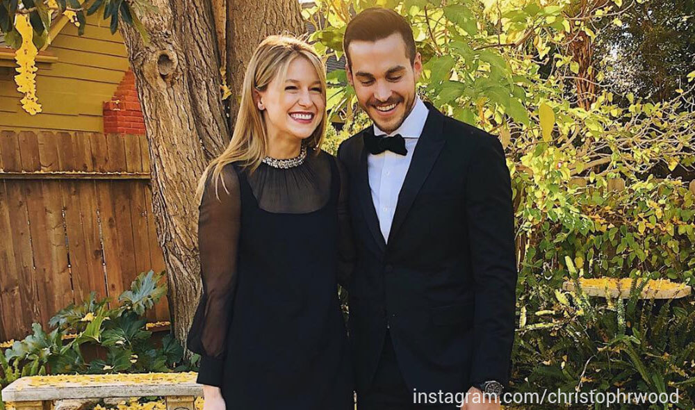 8216Supergirl8217 Stars Melissa Benoist And Chris Wood Are Engaged